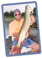 Your Okoboji fishing guide John Grosvenor